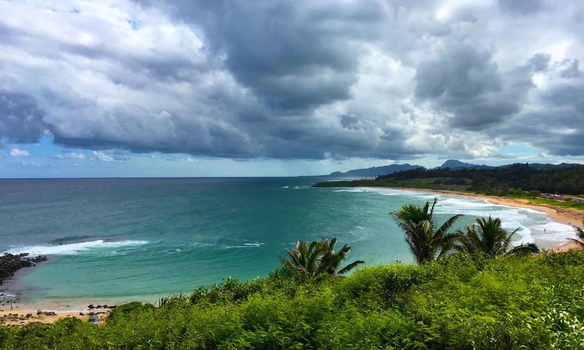 Coastal Kauai
